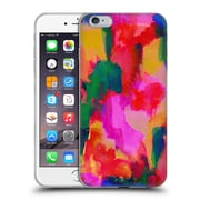 OFFICIAL AMY SIA ABSTRACT COLOURS Spirit Soft Gel Case for Apple iPhone 6 Plus / 6s Plus (C_10_1AB33)