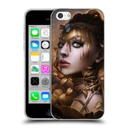 Official Daniel Conway Surreal Portraits All The Glitters Soft Gel Case for Apple iPhone 5c (C_E_1C2C8)