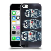 OFFICIAL ALI GULEC WITH A TWIST Nesting Doll Soft Gel Case for Apple iPhone 5c (C_E_1BD68)