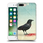 OFFICIAL VIN ZZEP BIRDS Freedom Black Crow Hard Back Case for Apple iPhone 7 Plus (9_1FA_1E23A)