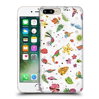 OFFICIAL TURNOWSKY IN MY BACKYARD Tropical Trends Hard Back Case for Apple iPhone 7 Plus (9_1FA_1CE68)