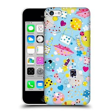 OFFICIAL TURNOWSKY ANNA B Candy Kisses Hard Back Case for Apple iPhone 5c (9_E_1CE23)