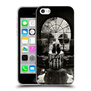 OFFICIAL ALI GULEC THE MESSAGE 2 Room Skull Soft Gel Case for Apple iPhone 5c (C_E_1BD5C)
