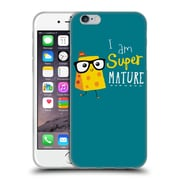 Official DINOMIKE FUN ILLUSTRATIONS Super Mature Soft Gel Case for Apple iPhone 6 / 6s (C_F_1BB23)
