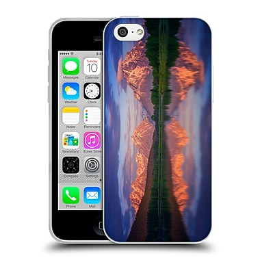 OFFICIAL DARREN WHITE REFLECTION Belt Of Venus At Oxbow Soft Gel Case for Apple iPhone 5c (C_E_1B1CD)