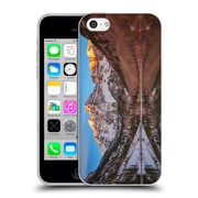 OFFICIAL DARREN WHITE REFLECTION Indian Peaks Reflection Soft Gel Case for Apple iPhone 5c (C_E_1B1CE)