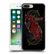 OFFICIAL SLIPKNOT KEY ART Red Goat Hard Back Case for Apple iPhone 7 Plus (9_1FA_1BF4B)