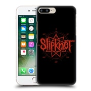 OFFICIAL SLIPKNOT KEY ART Logo Hard Back Case for Apple iPhone 7 Plus (9_1FA_1BF49)