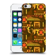 OFFICIAL TOBE FONSECA PATTERNS Fall Square Hard Back Case for Apple iPhone 5 / 5s / SE (9_D_1AA19)