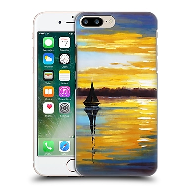 OFFICIAL GRAHAM GERCKEN SUMMER Golden Sunset Hard Back Case for Apple iPhone 7 Plus (9_1FA_1C2AA)