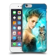 OFFICIAL SHANNON MAER FANTASY ART Lady Wolf Hard Back Case for Apple iPhone 6 Plus / 6s Plus (9_10_1A55F)
