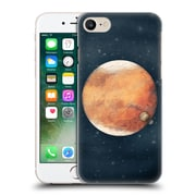 OFFICIAL TRACIE ANDREWS SPACE The Red Planet Hard Back Case for Apple iPhone 7 (9_1F9_1A6D8)