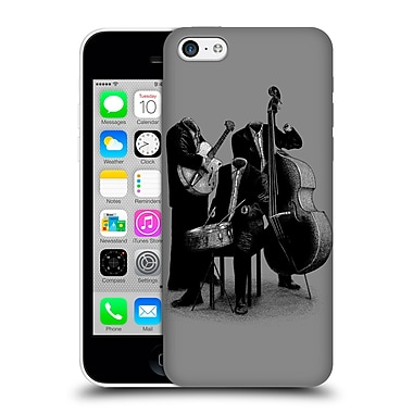 OFFICIAL FLORENT BODART MUSIC Les Invisibles Hard Back Case for Apple iPhone 5c (9_E_1AFB3)
