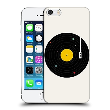 OFFICIAL FLORENT BODART MUSIC Everywhere Main Hard Back Case for Apple iPhone 5 / 5s / SE (9_D_1AFB4)