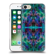 OFFICIAL AMY SIA KALEIDOSCOPE Ocean Lace Soft Gel Case for Apple iPhone 7 (C_1F9_1AB5D)