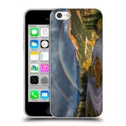 OFFICIAL DARREN WHITE HEAVENS Coastal Skies Soft Gel Case for Apple iPhone 5c (C_E_1B1BE)