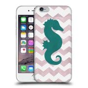 OFFICIAL ARTPOPTART CHEVRON Seahorse Soft Gel Case for Apple iPhone 6 / 6s (C_F_1A221)