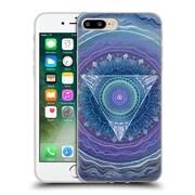 OFFICIAL BRENDA ERICKSON CHAKRAS Third Eye Soft Gel Case for Apple iPhone 7 Plus (C_1FA_1DDB7)
