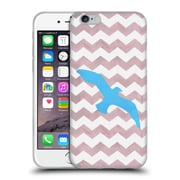 OFFICIAL ARTPOPTART CHEVRON Seagull Soft Gel Case for Apple iPhone 6 / 6s (C_F_1A223)