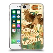 OFFICIAL ANNE LAMBELET FICTION Froggie Went A Courtin Soft Gel Case for Apple iPhone 7 (C_1F9_1BDC0)