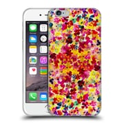 OFFICIAL AMY SIA FLORAL Efflorescence Soft Gel Case for Apple iPhone 6 / 6s (C_F_1AC22)