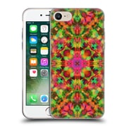 OFFICIAL AMY SIA KALEIDOSCOPE 2 Tropical Fruit Soft Gel Case for Apple iPhone 7 (C_1F9_1AB6A)