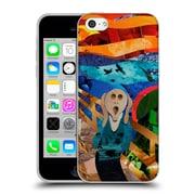 OFFICIAL ARTPOPTART POP CULTURE Scream Soft Gel Case for Apple iPhone 5c (C_E_1A22E)
