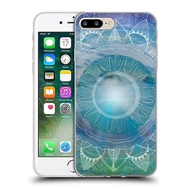OFFICIAL BRENDA ERICKSON CHAKRAS Throat Soft Gel Case for Apple iPhone 7 Plus (C_1FA_1DDB6)