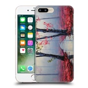 OFFICIAL GRAHAM GERCKEN TREES Misty Pink Hard Back Case for Apple iPhone 7 Plus (9_1FA_1C2B6)