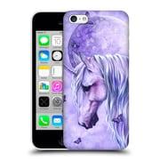OFFICIAL SELINA FENECH UNICORNS Moonlit Magic Hard Back Case for Apple iPhone 5c (9_E_1A213)