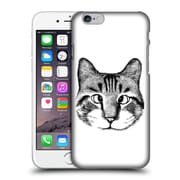 OFFICIAL TUMMEOW CATS IN BLACK AND WHITE Strabismus Hard Back Case for Apple iPhone 6 / 6s (9_F_1BA99)