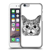 OFFICIAL TUMMEOW CATS IN BLACK AND WHITE Tongue Out Hard Back Case for Apple iPhone 6 / 6s (9_F_1BA98)