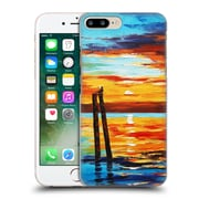 OFFICIAL GRAHAM GERCKEN SUMMER Swansea Sunset Hard Back Case for Apple iPhone 7 Plus (9_1FA_1C2B0)