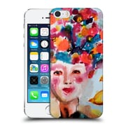 OFFICIAL SYLVIE DEMERS MADAME Mariette Hard Back Case for Apple iPhone 5 / 5s / SE (9_D_1BAE0)