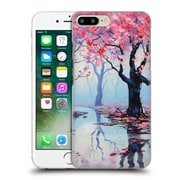 OFFICIAL GRAHAM GERCKEN TREES Blossom Tree Reflections Hard Back Case for Apple iPhone 7 Plus (9_1FA_1C2B2)