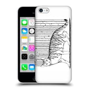OFFICIAL TUMMEOW INK CATS Shower Hard Back Case for Apple iPhone 5c (9_E_1C64B)