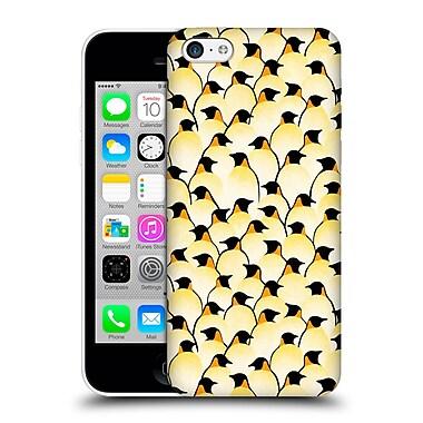 OFFICIAL FLORENT BODART PATTERNS 2 Penguins Hard Back Case for Apple iPhone 5c (9_E_1AFC7)