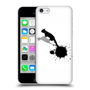 OFFICIAL TUMMEOW INK CATS Burst Hard Back Case for Apple iPhone 5c (9_E_1C648)