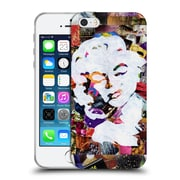 OFFICIAL ARTPOPTART POP CULTURE Marilyn Soft Gel Case for Apple iPhone 5 / 5s / SE (C_D_1A22C)