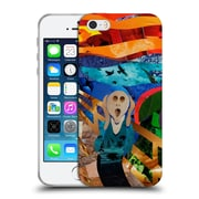 OFFICIAL ARTPOPTART POP CULTURE Scream Soft Gel Case for Apple iPhone 5 / 5s / SE (C_D_1A22E)