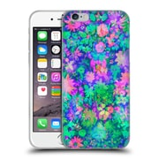 OFFICIAL AMY SIA FLORAL Fluro Soft Gel Case for Apple iPhone 6 / 6s (C_F_1AC24)