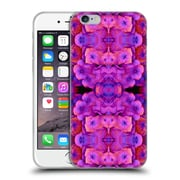 OFFICIAL AMY SIA FLORAL Future Soft Gel Case for Apple iPhone 6 / 6s (C_F_1AC25)
