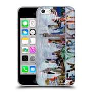 OFFICIAL ARTPOPTART TRAVEL New York Soft Gel Case for Apple iPhone 5c (C_E_1A231)