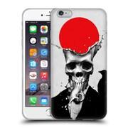 OFFICIAL ALI GULEC WITH A TWIST Splash Skull Soft Gel Case for Apple iPhone 6 Plus / 6s Plus (C_10_1BD6E)