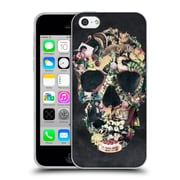 OFFICIAL ALI GULEC THE MESSAGE 2 Vintage Skull Soft Gel Case for Apple iPhone 5c (C_E_1BD5F)