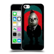 OFFICIAL ALI GULEC WITH A TWIST Humpty Dumpty Soft Gel Case for Apple iPhone 5c (C_E_1BD69)