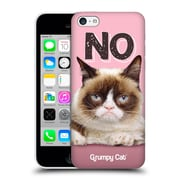 OFFICIAL GRUMPY CAT QUOTES No Hard Back Case for Apple iPhone 5c (9_E_1CC19)