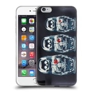 OFFICIAL ALI GULEC WITH A TWIST Nesting Doll Soft Gel Case for Apple iPhone 6 Plus / 6s Plus (C_10_1BD68)
