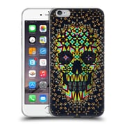 OFFICIAL ALI GULEC THE MESSAGE Skull 2 Soft Gel Case for Apple iPhone 6 Plus / 6s Plus (C_10_1BD5A)