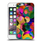 OFFICIAL AMY SIA WATERCOLOUR SPOTS Rainbow Soft Gel Case for Apple iPhone 6 / 6s (C_F_1AB7B)
